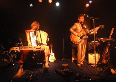 Concert 15/04/2018 Théâtre PIXEL /Paris (75)