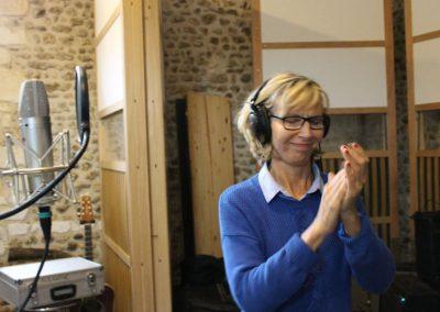 Studio Chantal Husine, septembre 2017